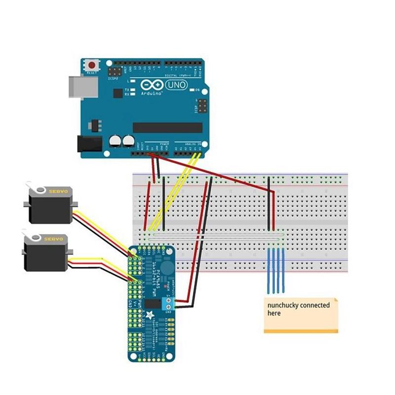 Raspberry Pi I2c Example in C