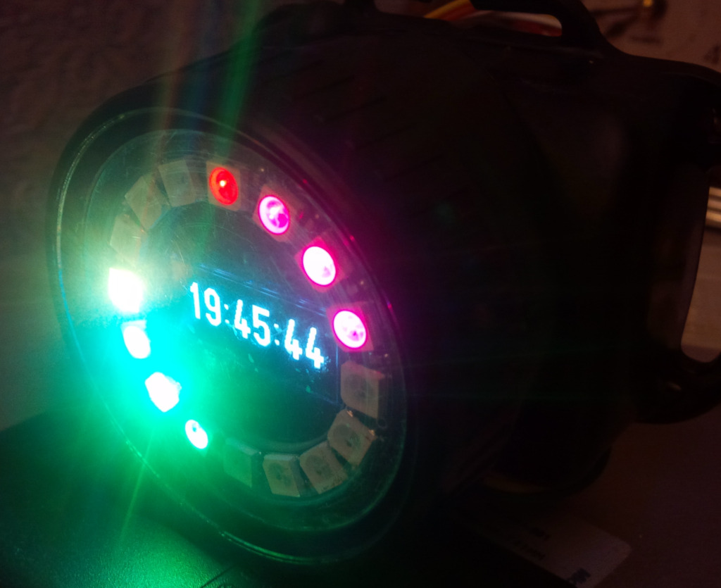 Робота з «розумними» світлодіодами WS2812