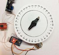 Цифровий сервопривід із аналогового, або як керувати його параметрами