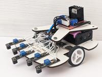 Створення робота, який їздить по лінії