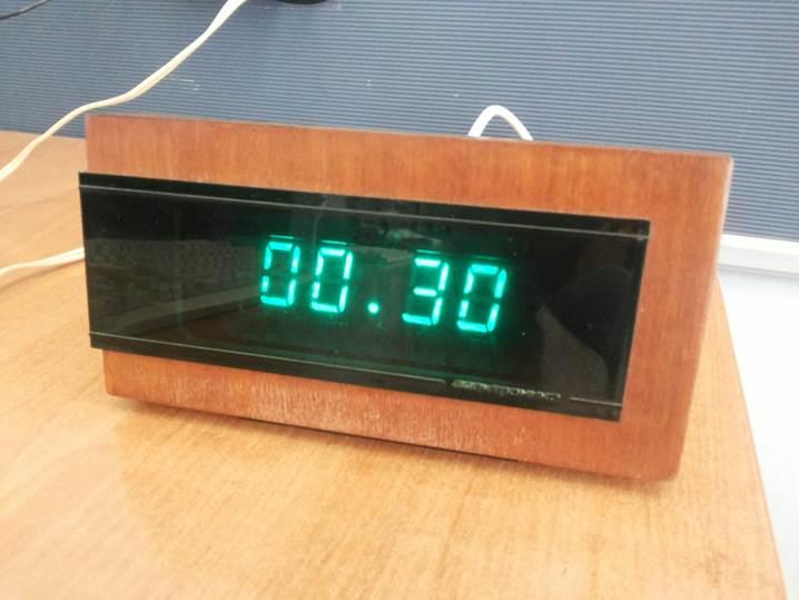 Просте осучаснення годинника «ЕЛЕКТРОНІКА» за допомогою DIGISPARK ATTINY85