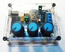 Функциональный генератор сигналов XR2206 DIY