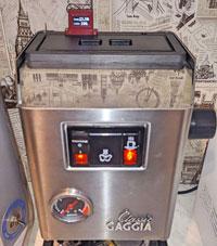 PID контроллер кофеварки