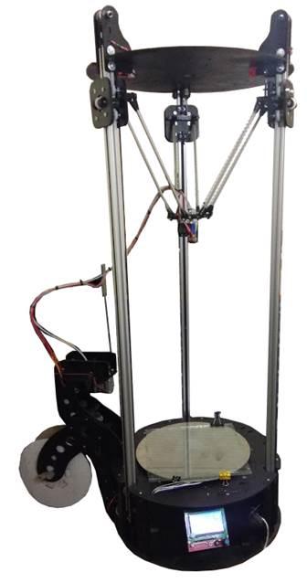 Дельта 3D принтер