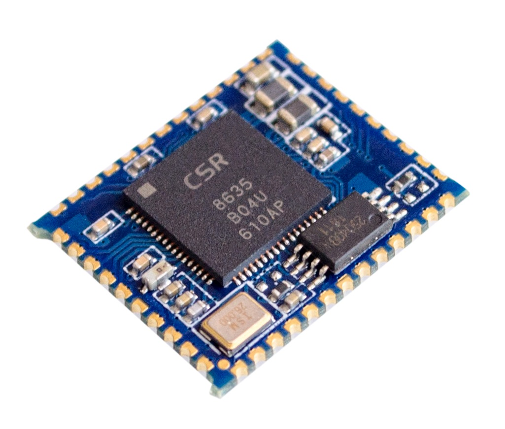 Bluetooth наушники на микросборке Csr8630