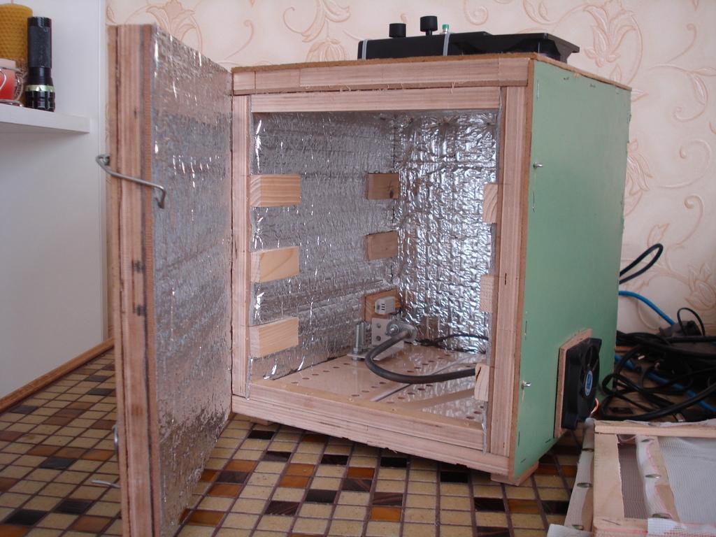 Ящик для сушіння трав або пилку