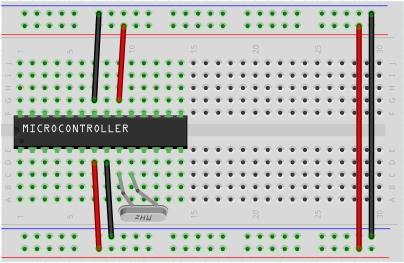 Самодельный Ардуино (Arduino DIY)