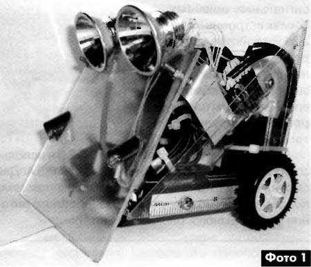 Робот Sumo на Arduino Nano