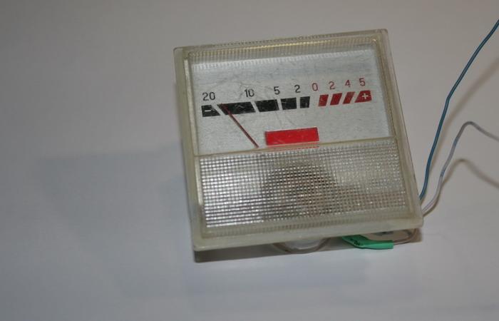 Винтажный барометр