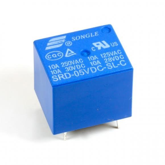 Подключение нагрузки к Arduino