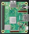 Порівняльні характеристики міні-комп'ютерів сімейства Raspberry Pi