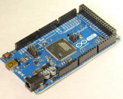 Arduino Due с 32-разрядным процессором Cortex-M3 ARM