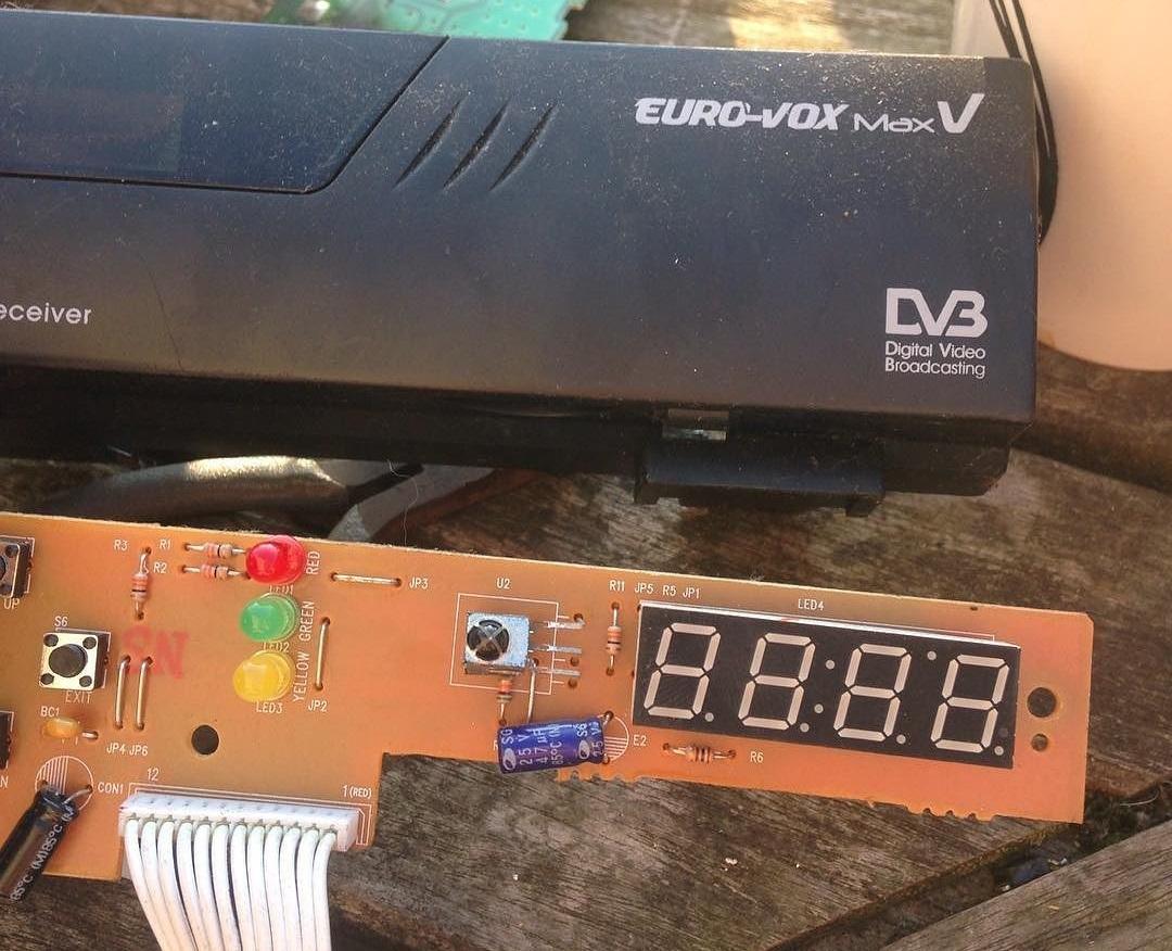 Используем старую технику для Arduino-проектов