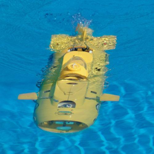 подводная лодка thunder tiger neptune sb-1