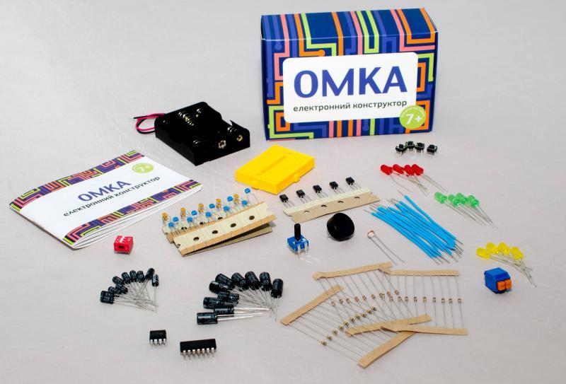 Электронный конструктор arduino