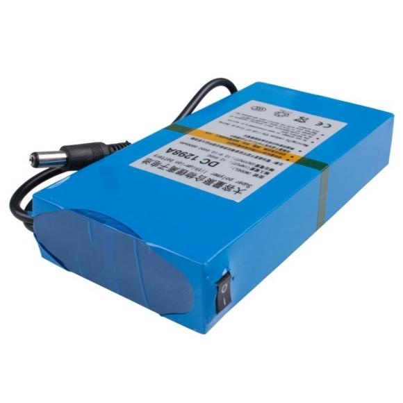 Литий-ионный аккумулятор для эхолота