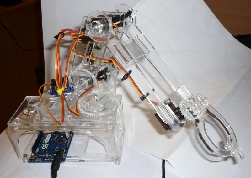 робот манипулятор универсальный купить