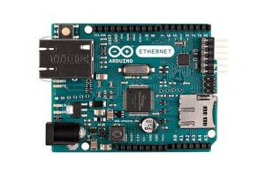 Arduino Ethernet Rev3 (оригинал, Италия)