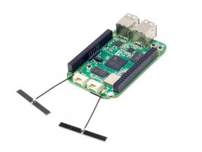 Плата разработчика BeagleBone Green Wireless (TI AM335x WiFi+BT)