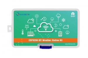 Метеостанція XINO ESP8266 IOT