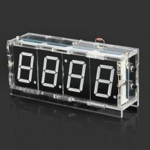 Сборка электронных часов