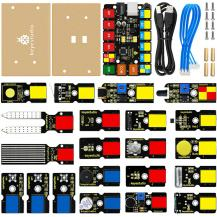 EASY-Plug Starter Learning kit for Arduino STEAM (21pcs Modules)